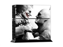 ps 4 PS4 Skin Sticker Batman Joker Vinly Skin Sticker for Play Station 4 and 2 controller skins ps4 accessories play 4