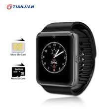 Smartwatch GT08 Bluetooth Electronics Phone Camera Smart Watch Android Health MP3 Player Waterproof Watches SIM Card Sport Clock(China (Mainland))