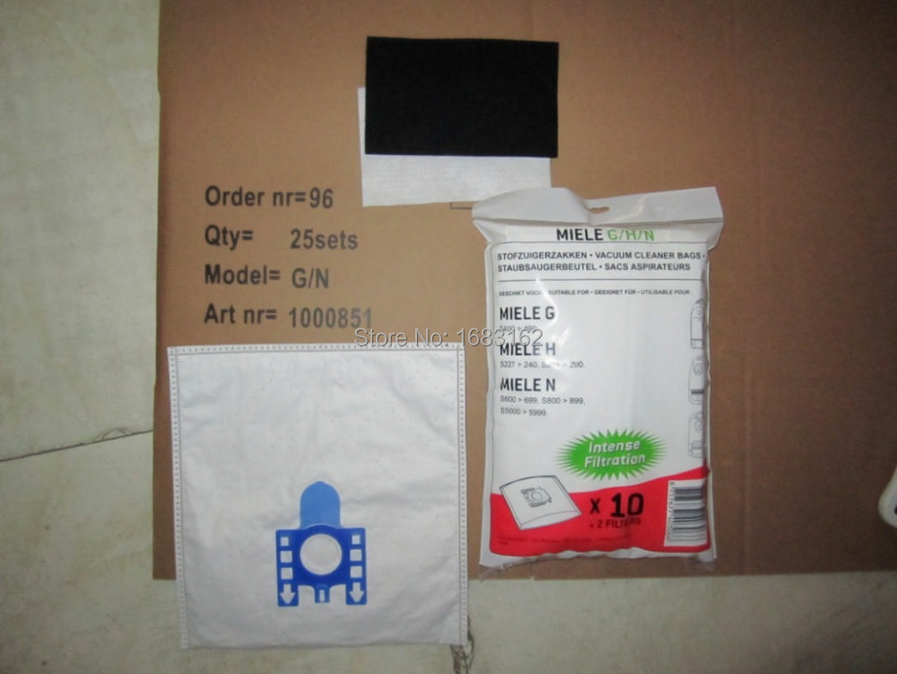 cleaner dust bag Miele GN(China (Mainland))