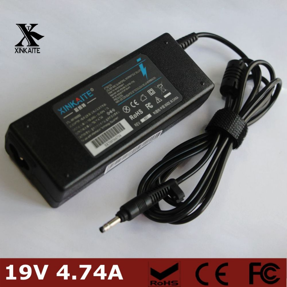 19V 4.74A 90W Power Supply Charger For HP Pavilion Dv9500 DV2000 DV3000 DV9000 Laptop AC Adapter Bullet Type(China (Mainland))
