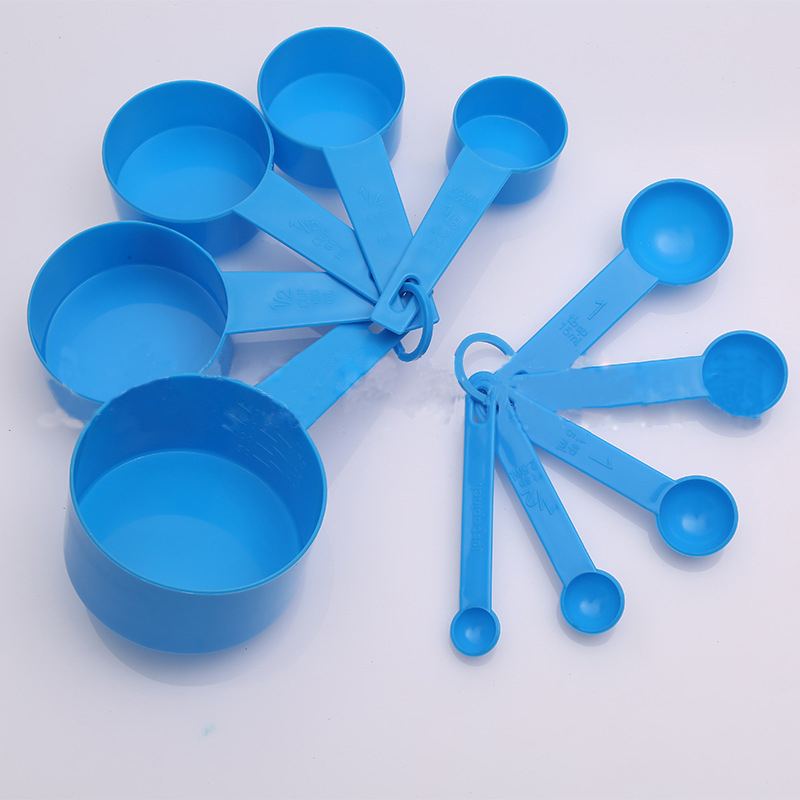 Plastic Measuring Cups Measuring Spoon Accessories Sets