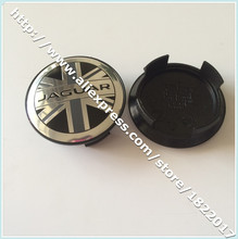 Hot selling DHL 1000pcs/lot UK map Jaguar logo wheel center hub caps car covers car badges emblem decoration