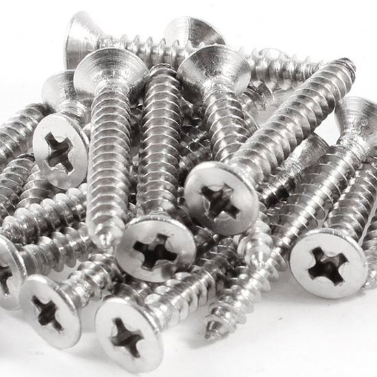 Гаджет  Top Quality 30mmx4mm Thread Diameter Stainless Steel Crosshead Self Tapping Screw 20Pcs Free Shipping None Аппаратные средства