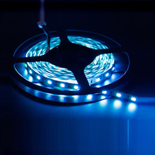 Tanbaby 5M 300led  SMD 5050 Strip Led light DC12V Flexible Non-waterproof led strip ribbon tape indoor decoartion for Home (China (Mainland))