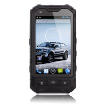 Somin A8 4.1-inch IPS QHD 800×480 MTK6572 3000mAh Waterproof Outdoor Sport Amateur 512MB RAM 4GB ROM 3G Smartphone