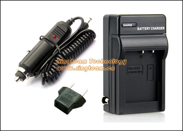 K7003 Battery Charger for Kodak - 110/240v Works for kodak Easyshare V1003, V803 Digital Cameras<br><br>Aliexpress