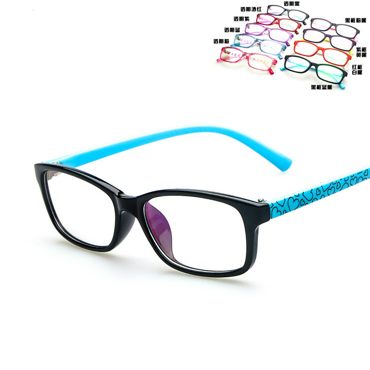 Half Frame Fake Glasses : Online Get Cheap Cute Glasses Frames -Aliexpress.com ...