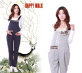 Autumn New Style Plus Size Maternity Clothing Knitting Belly Pants For Pregnant Women High Quality Zip