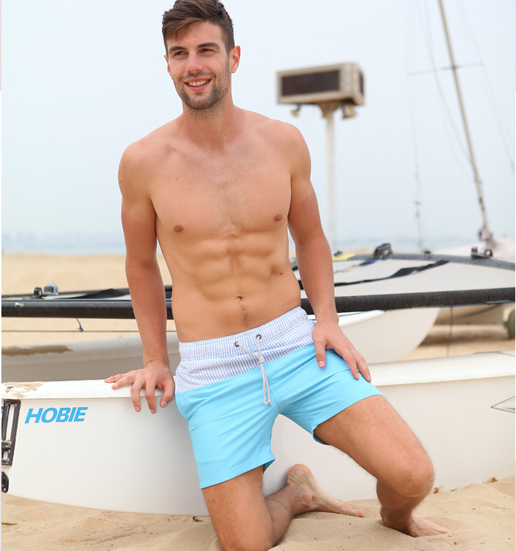 Shop top brands for men's swimsuits from Speedo®, QuikSilver®, Under Armour®, Crocs® and many others. Get the sleek, drag-minimizing look and feel of men's jammers, square legs or briefs, or relax poolside in board shorts or men's swim trunks.