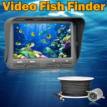 720P ICE Underwater Camera Fishing Finder Video Fish Finder  4.3 inch LCD Monitor 30m Cable Night Vision Visual Camera(China (Mainland))