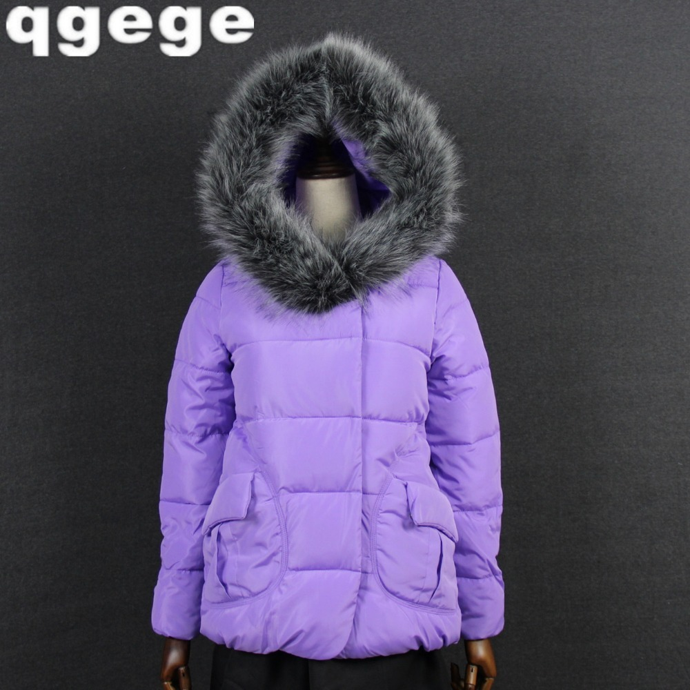 womens winter jackets and coats 2015 Parkas for women 6 Colors Wadded Jackets warm Outwear With