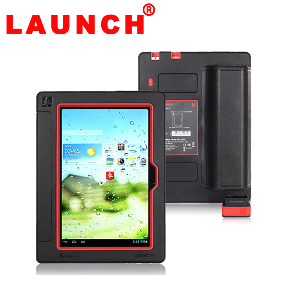[Authorized Distributor] Globlal Version Launch X431 V+ Wifi/Bluetooth Diagnostic Scan Tool X-431 V Plus Equal to X431 Pro(China (Mainland))