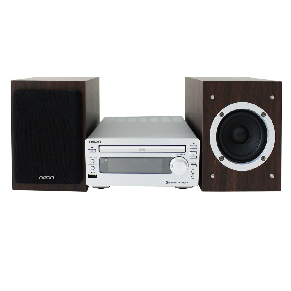 neon MCB1533-37 Micro CD Music System with Bluetooth Compact CD Player Stereo Home Music System with FM(China (Mainland))