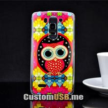 Buy Luxury Owl IMD TPU Silicon Soft TPU golden shiny tiny powder LG G3 Mini LG G3 Beat / B2 mini / G3 S cell phone cases for $2.09 in AliExpress store