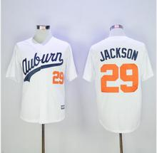 hot 2016 new Men's cheap 29 Bo Jackson Throwback Jerseys,Auburn University Jersey(China (Mainland))