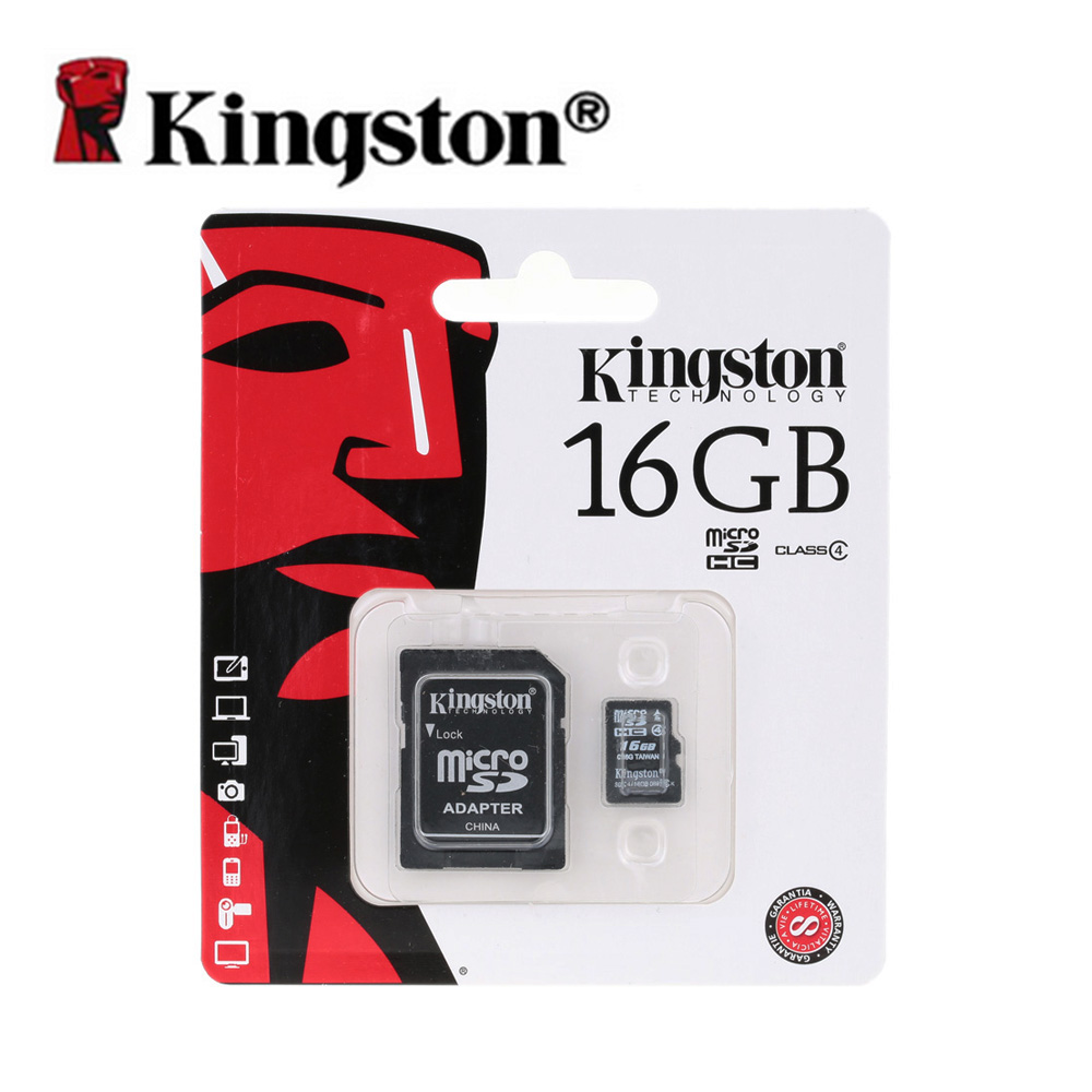 Kingston 8 GB 16 GB Micro SD Card Memory Card Class4 8GB 16GB Microsd Cartao de Memoria Tarjeta Memory Card Micro SD Tf Card(China (Mainland))
