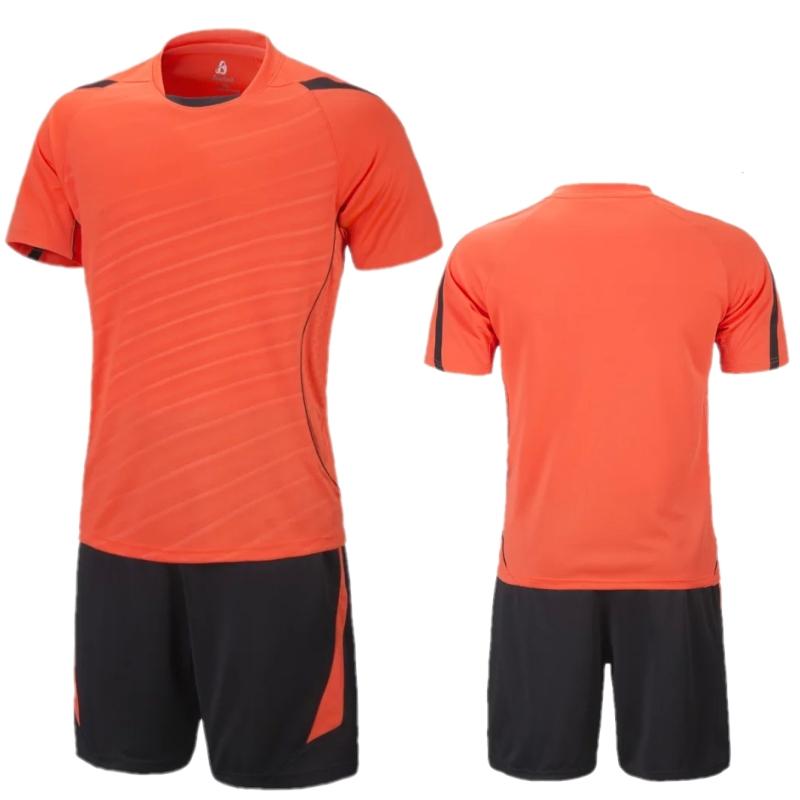 2015 16 High Quality Mens Soccer Jersey Set Kids Short-sleeve Blank Jersey Paintless Training Set Sports Kits Football Boy Suit(China (Mainland))