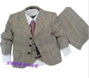 Здесь можно купить  free shipping full dress 3-piece suits 3-piece suits Boy