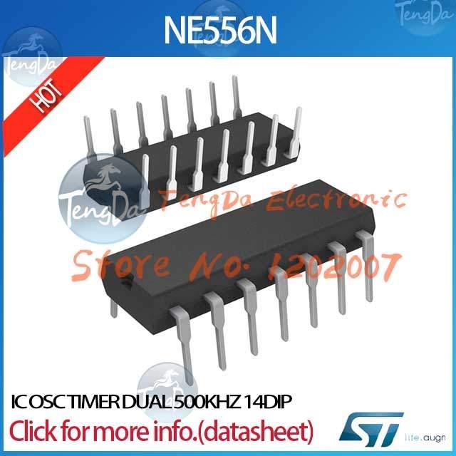 lot NE556N IC OSC таймер