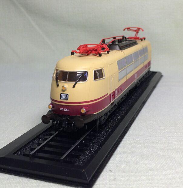 Genuine ATLAS 1:87 Scale BR HO 103 226-7 (1973) train model Fine train model Rare collection model Only one