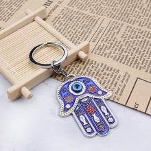 Buy 2017 Fashion Key Chain Hamsa Keychain, Evil Eye Keychain, Evil Eye Jewelry, Oil Drop Hamsa Hand Keychain Evil Eye Pendant for $1.49 in AliExpress store