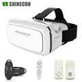 Shinecon VR Virtual Reality 3D Glasses VR Headset google cardboard Head Mount vrbox Helmet for 3