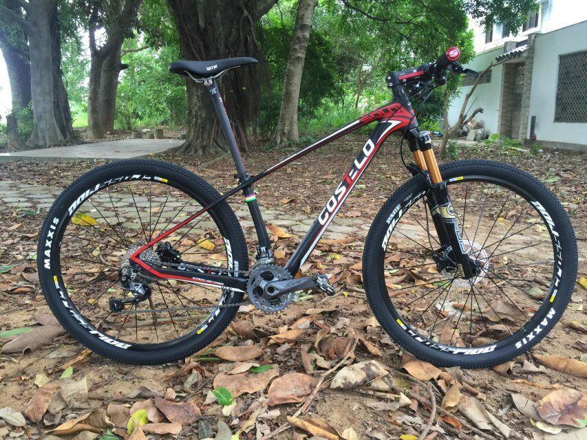 costelo bicycle MTB Frame carbon Bicylce Mountain Bike ...
