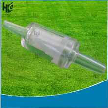 Cool Fashion 10mm Plastic One Way Non-return Check Value for Ozone Generator Pump(China (Mainland))