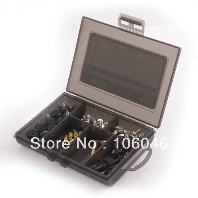 ORICO Computer DIY Accessories Bag SCREW NEW D2156A Eshow Easy Your PC (13304)
