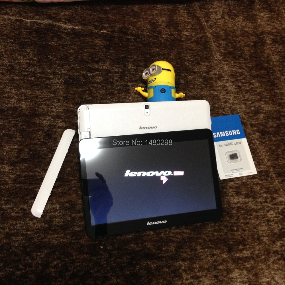 how to make phone calls from lenovo tablet