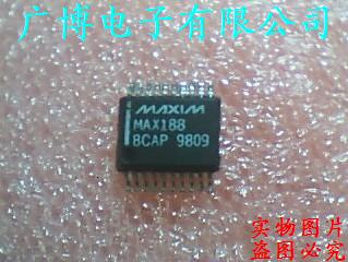 10PCS new original MAX188BCAP (SSOP-20) single-ended data collection system(China (Mainland))