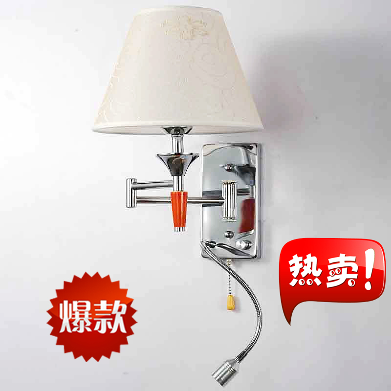 Cloth Shaking His Head Led Wall Lamp Dimmer Switch Bedroom