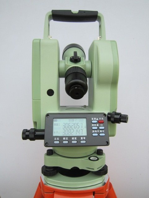 Free shipping NEW DIGITAL THEODOLITE DE-2A SURVEYING CALIBRATED<br><br>Aliexpress