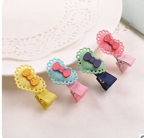 Freeshipping!New Girls/Kids/Infant/ Barrette/hair clamp/Hairpins/Hair Accessories,ZHB378 - Vifa (mamufacturer store baby&bride headwear Center)