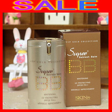 Free shipping New Hot Gold Barrels super Plus skin 79 Whitening Moisturizer BB Cream sunscreen SPF25 PA