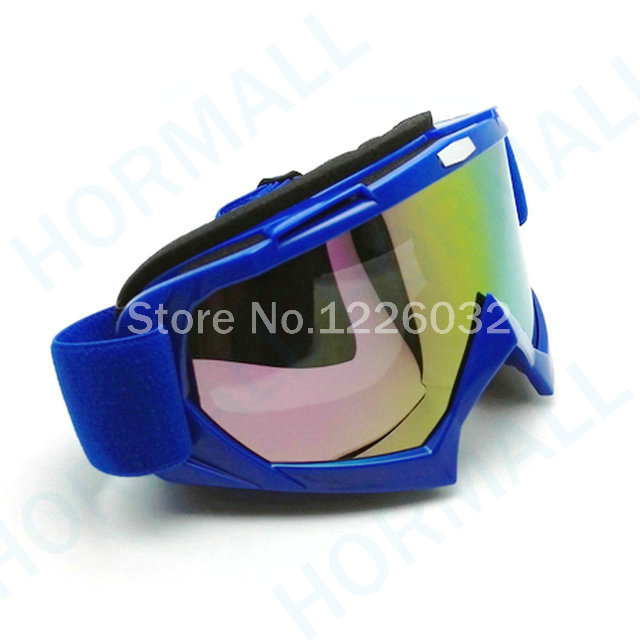 2013 new coming ! bicycle goggles motorcycle goggles  fashion goggles  clear lens BLUE<br><br>Aliexpress