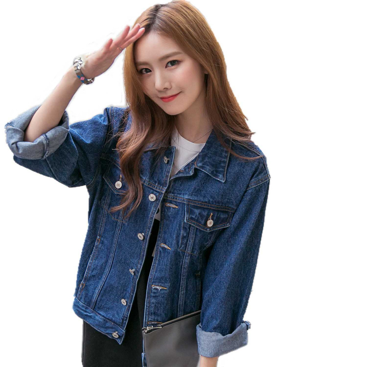 Shop for womens short jean jacket online at Target. Free shipping on purchases over.