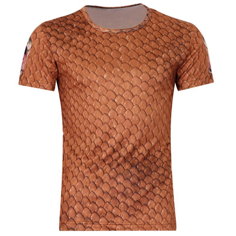 Snake Shirt of Snake Scales 3d t Shirt