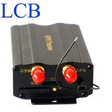 Original Coban Car GPS Tracker TK 103B GSM GPRS GPS Tracking System Remote Control free shipping(China (Mainland))