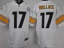 A+ Pittsburgh Steelers Wallace Bettis Harris Polamalu Pouncey Woodley Lambert Miller BROWN Harrison Bradshaw bell(China (Mainland))