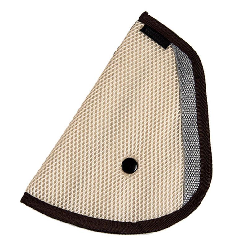 Superior Car Child Safety Cover Shoulder Seat belt holder Adjuster Resistant Protect Au10