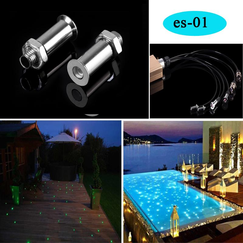 waterproof led rgb sauna fiber optic light underwater. Black Bedroom Furniture Sets. Home Design Ideas