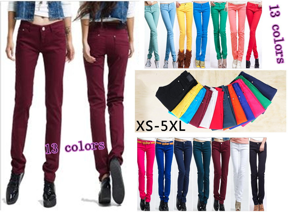 Color Pants Women | Pant So