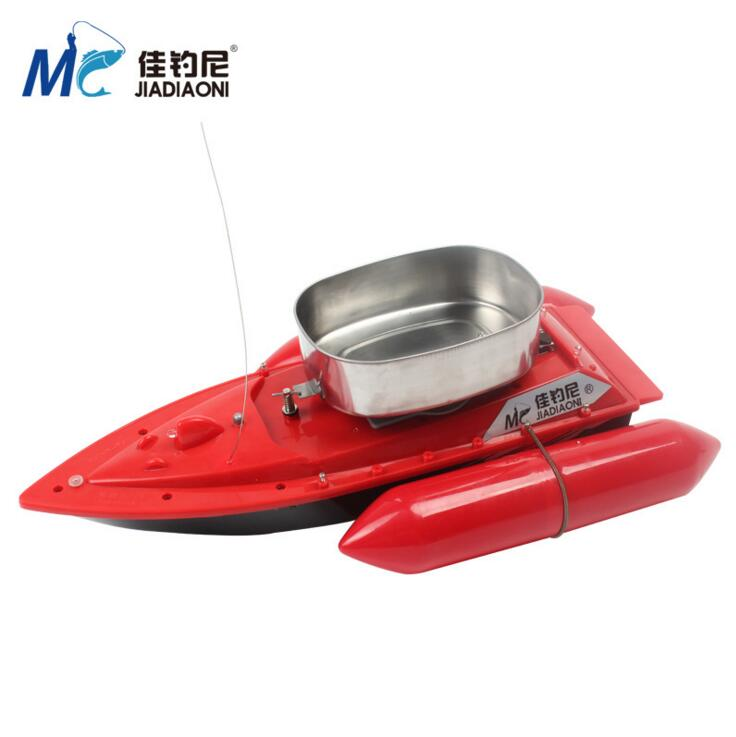 Newest Second Generation 300M Remote Control Bait Fishing Boat RC fish boat 1350g RC lure boat(China (Mainland))