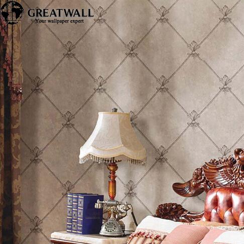 Online kopen wholesale decoratieve lederen wandpanelen uit china decoratieve lederen wandpanelen - Wallpaper imitatie lambrisering ...
