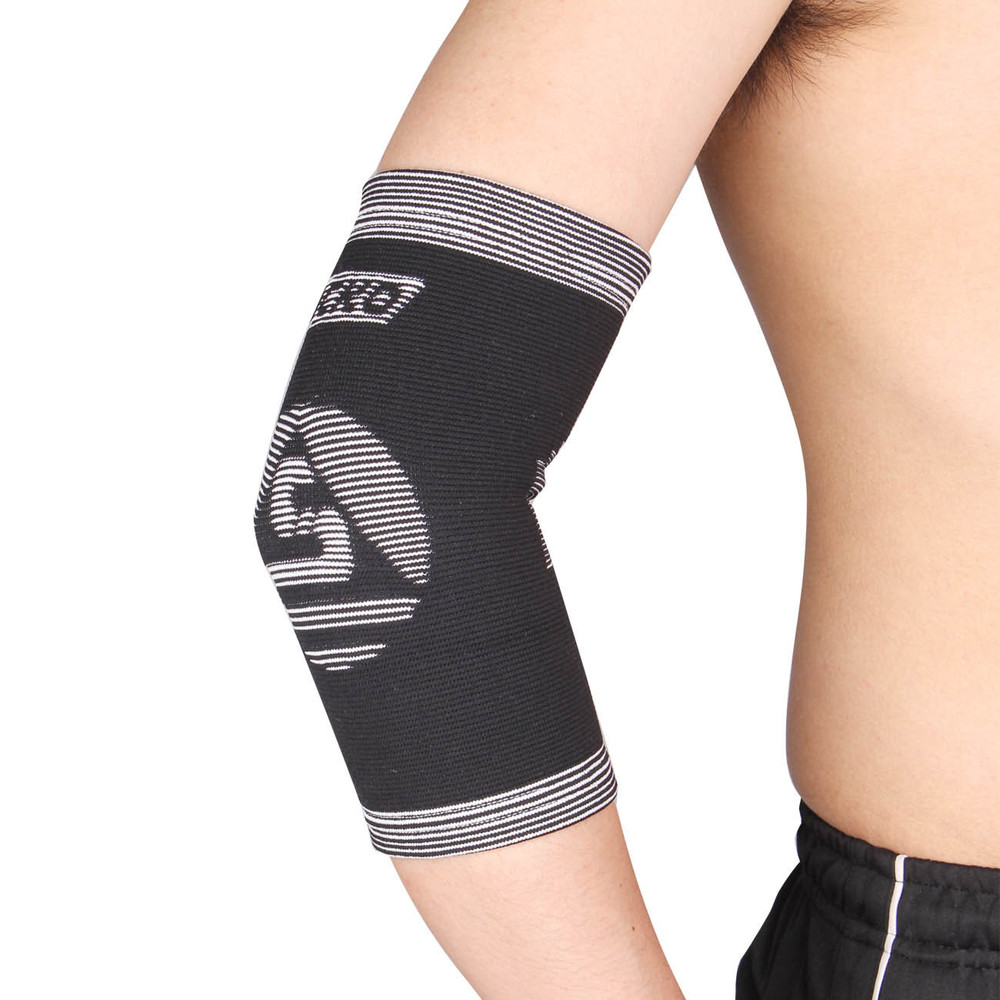 Fitness basketball table tennis badminton pad arm guard armguard cubits Elbow support K310(China (Mainland))