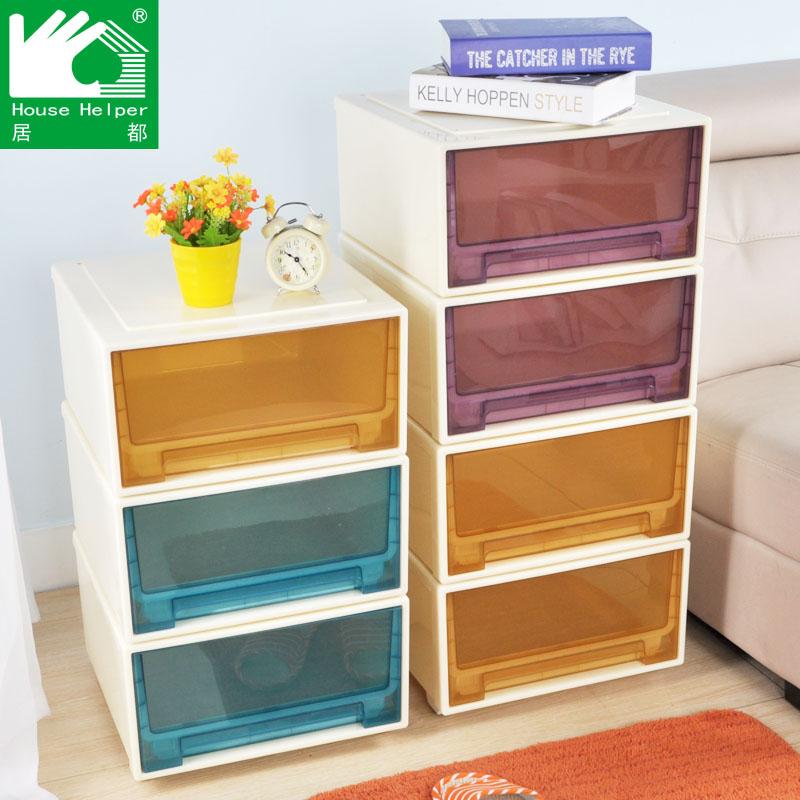 large plastic drawer 2