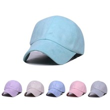 Female Suede Snapback Baseball Caps New Fashion Brand Gorras Sportcap Fur Golf Cap Hip Hop Flat Hat MenCasquette Bone Falte cap(China (Mainland))