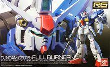 Bandai Gundam RG 13 1/144 RX-78 GP01Fb FULL BURNER Model Kit #82655 - Toy World store