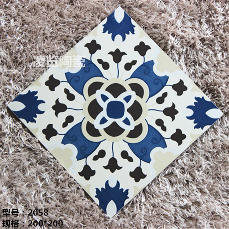 200 specifications applicable glazed floor tiles Art Wall Stones simple fashion factory outlets LL(China (Mainland))